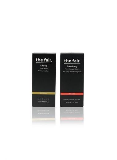 The Fair the fair. Kolajen&Sıkılaştıcı Peptit Destekli Set- Back to Elasticity Renksiz